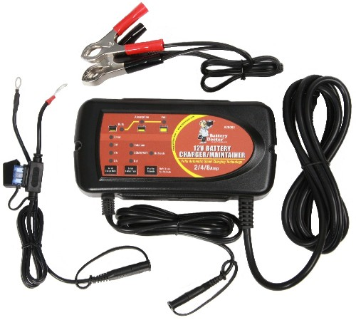 Battery Doc 2/4/8 Charger