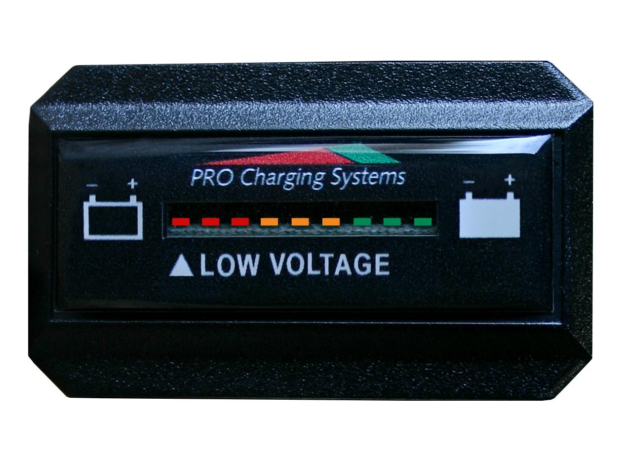 36v Battery Level Indicator