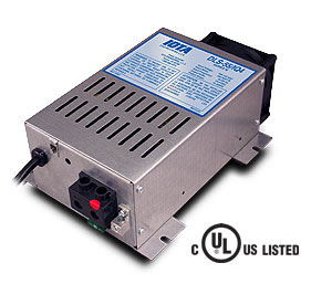 Iota DLS-55 12 volt 55 Amp Battery Charger